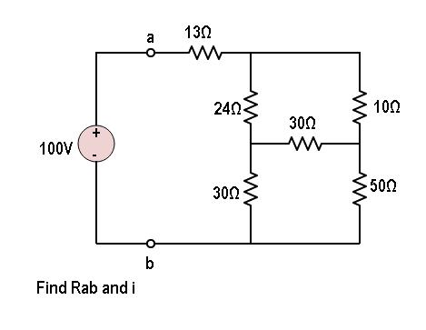 Wye-Delta Transformation Examples - Electrical Circuits 1